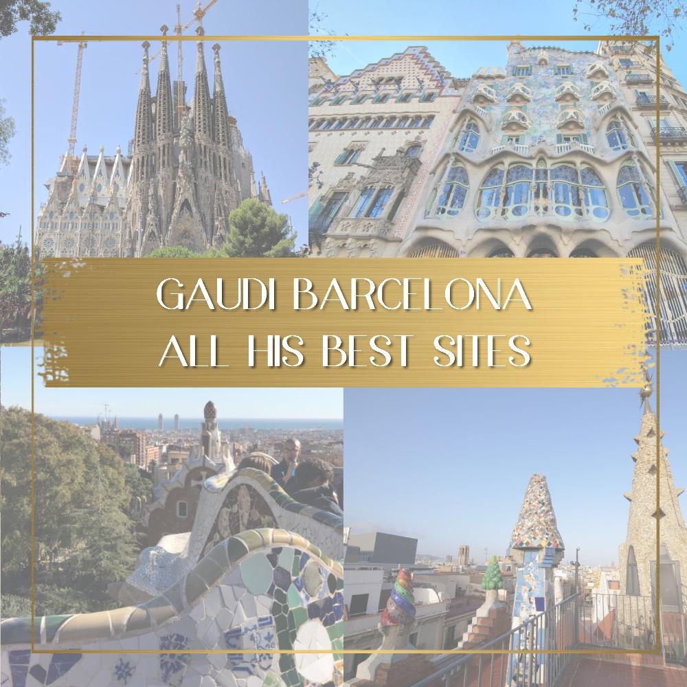 Gaudi Barcelona feature