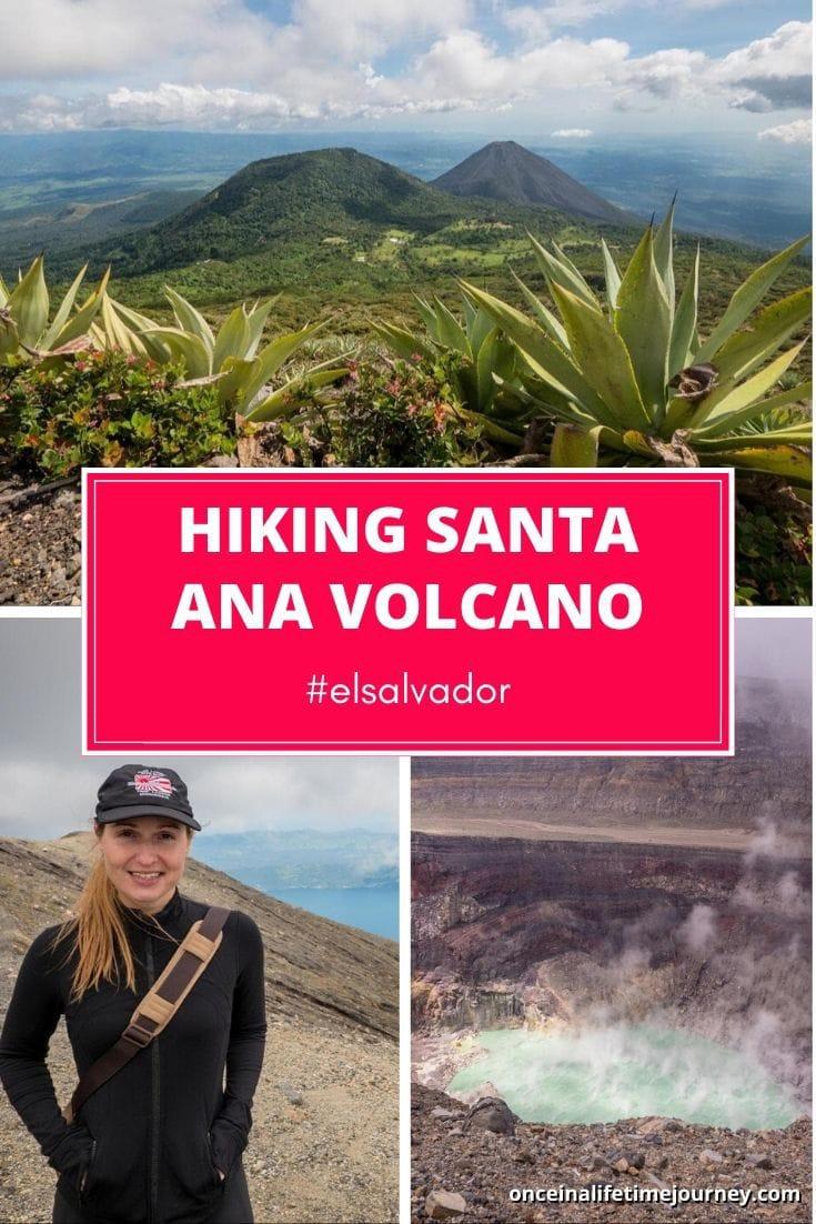 Guide to Hiking Santa Ana Volcano in El Salvador