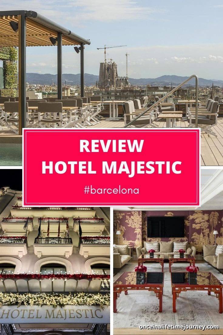 Hotel Majestic in Barcelona Review