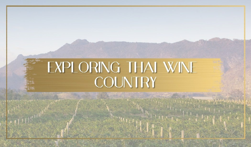 Thai wine country feature