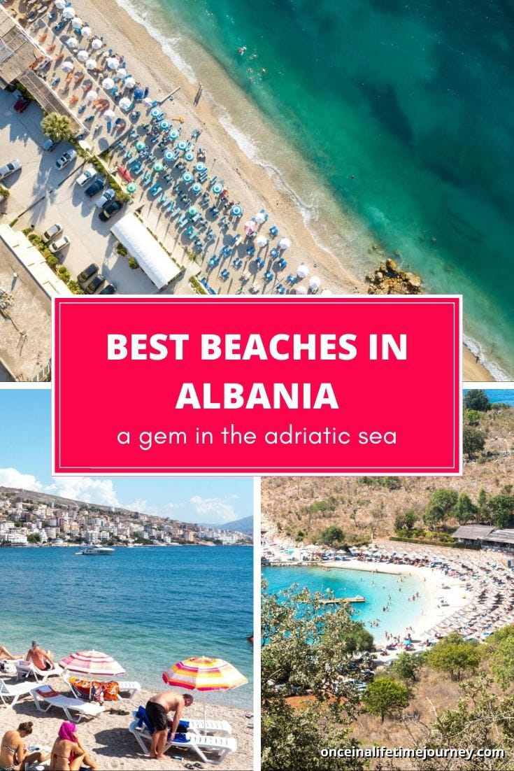 The Best beaches in Albania