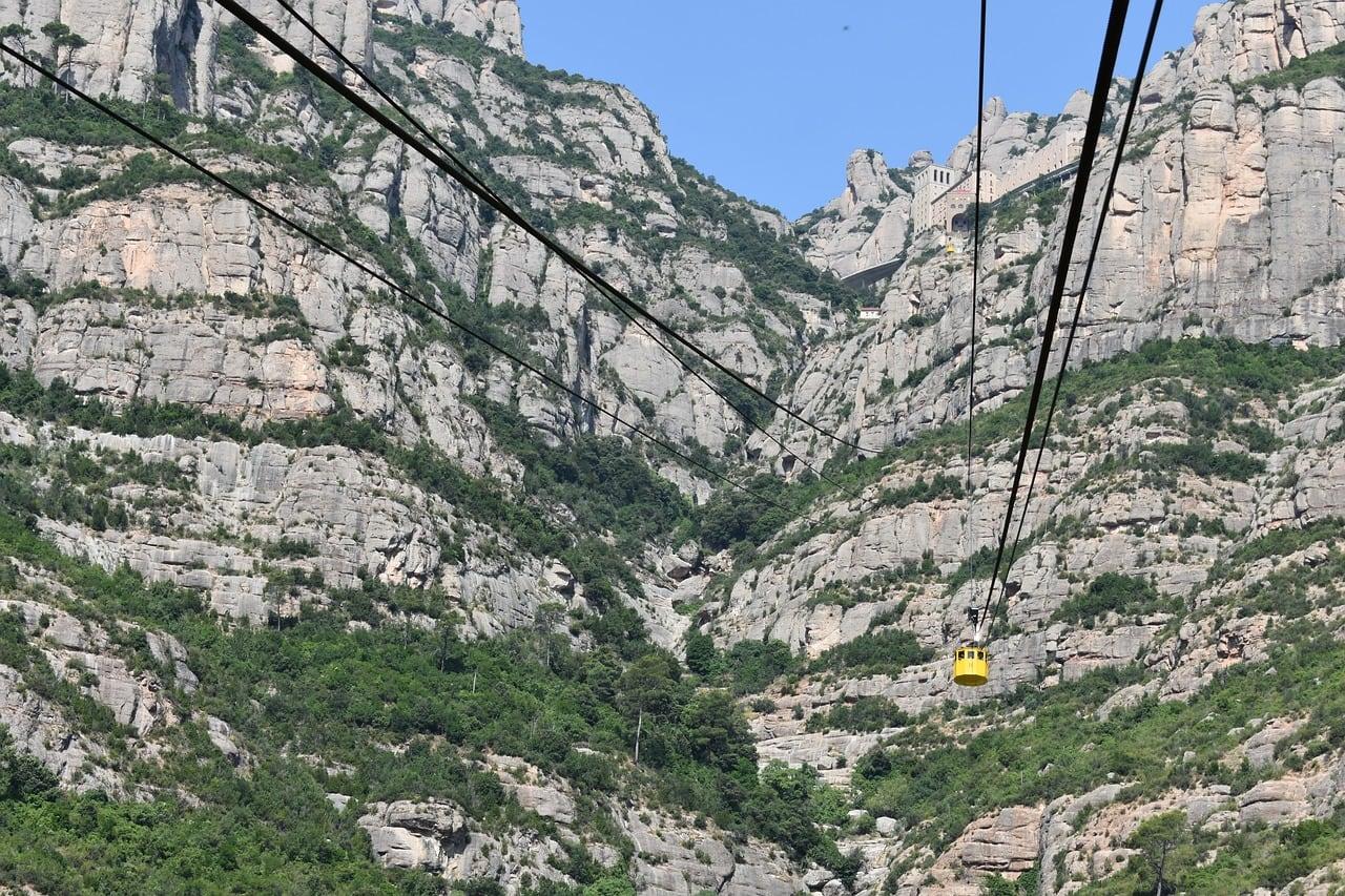 Aeri de Montserrat cable car