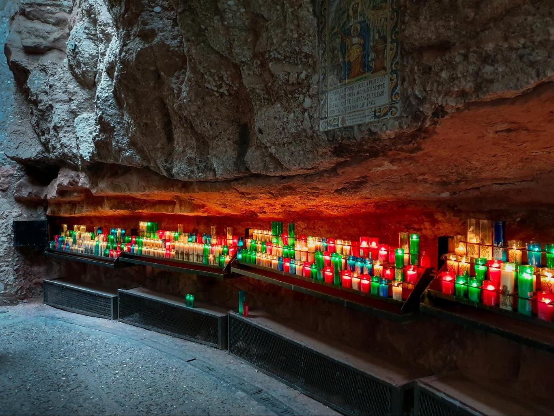 Ave Maria Way in Montserrat