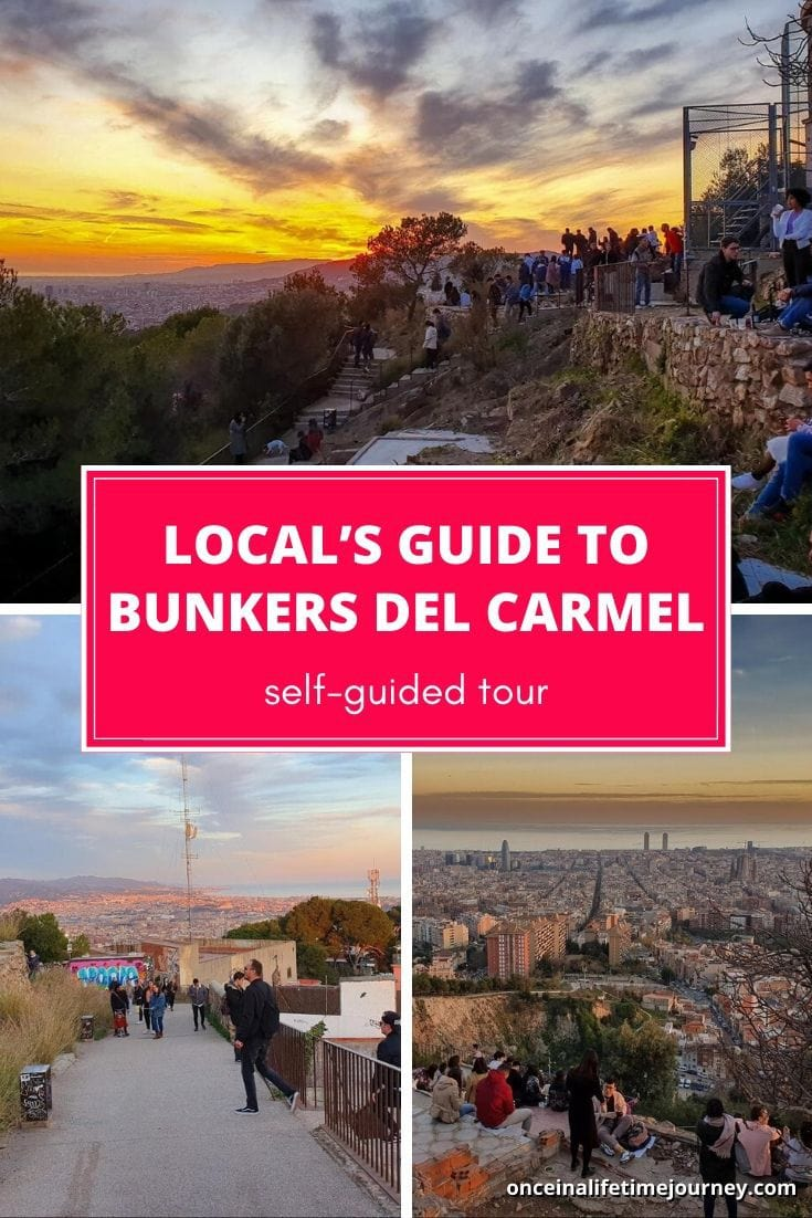 Complete Guide to Bunkers del Carmel
