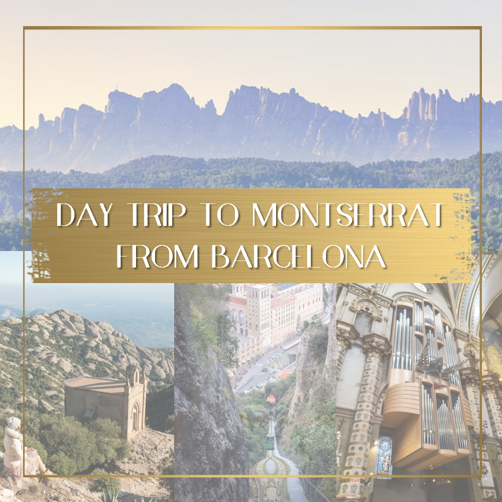 Day trip to Montserrat from Barcelona feature