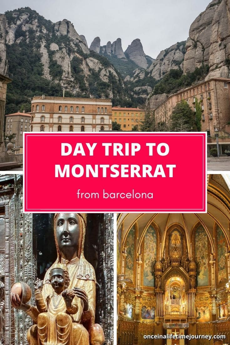 Day trip to Montserrat from Barcelona