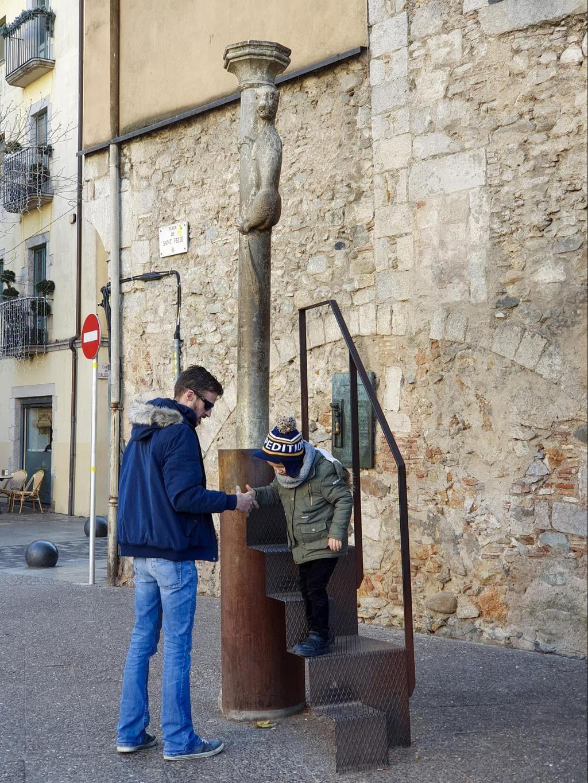 Girona's lionese