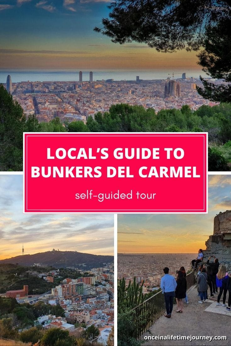 Guide to Bunkers del Carmel