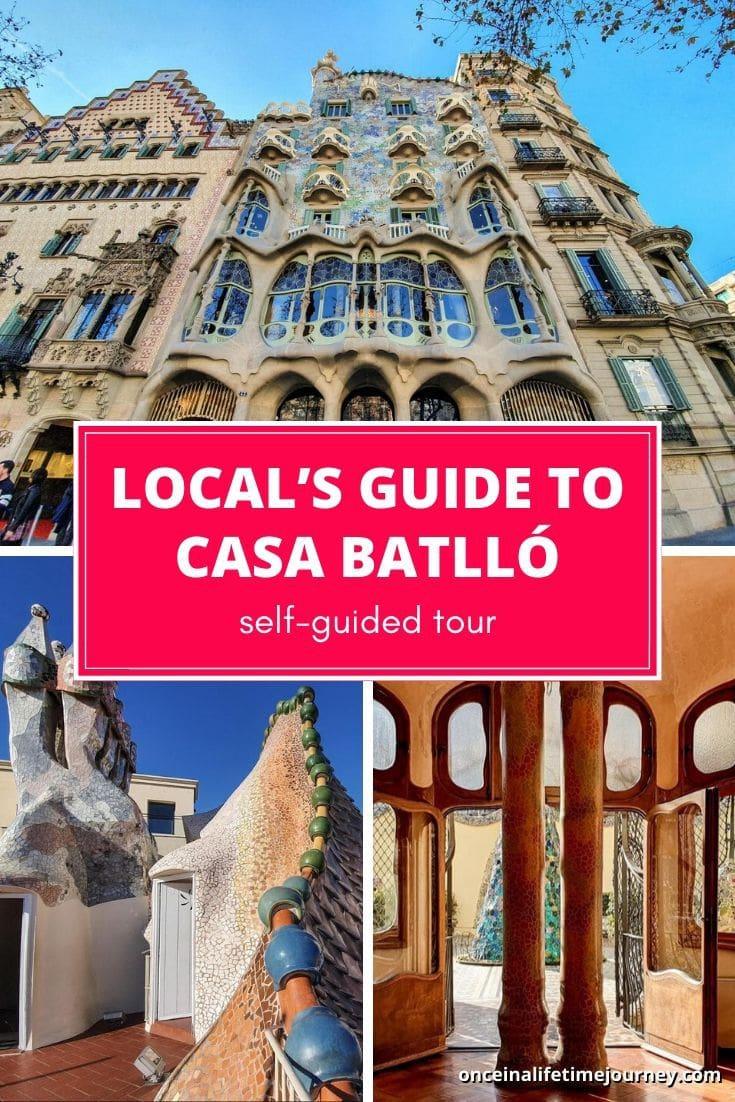 Guide to Casa Batllo