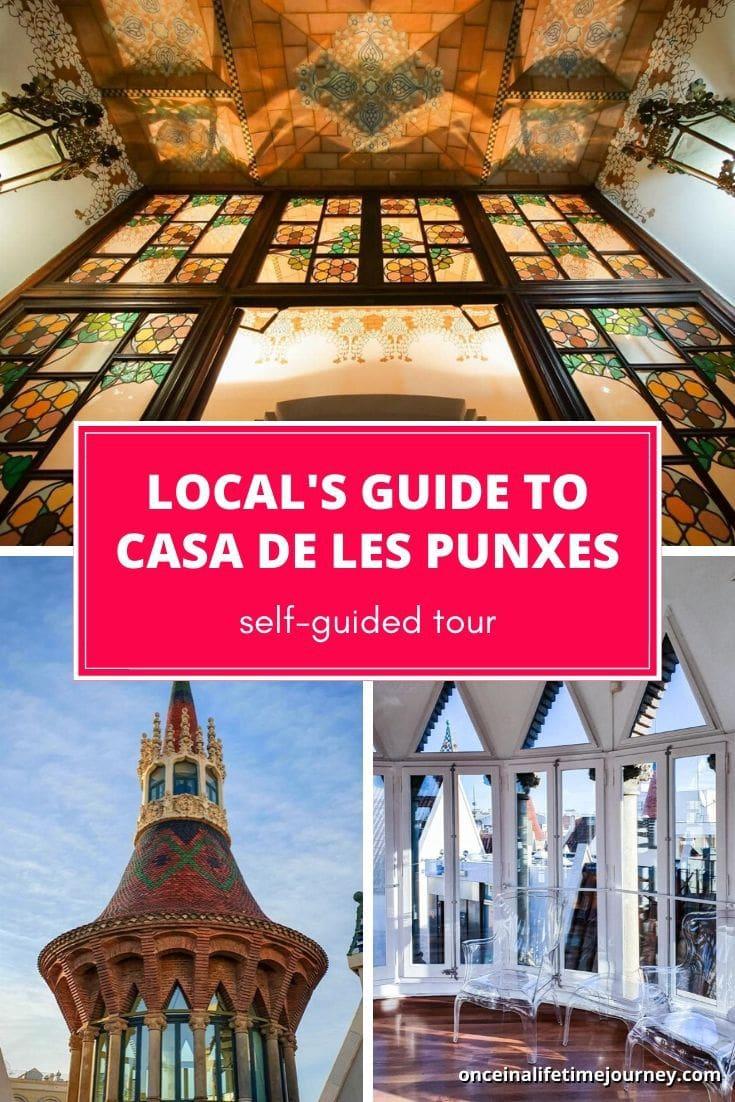 Guide to Casa de les Punxes in Spain