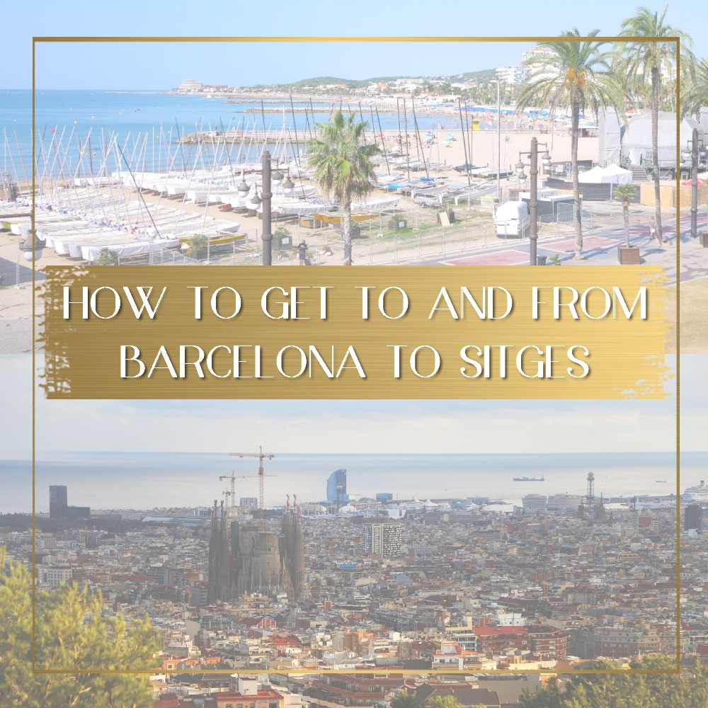 How to get from Barcelona to Sitges feature