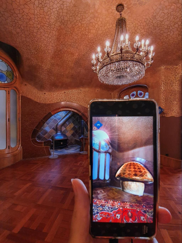 Inside Casa Batlló with the SmartGuide 01