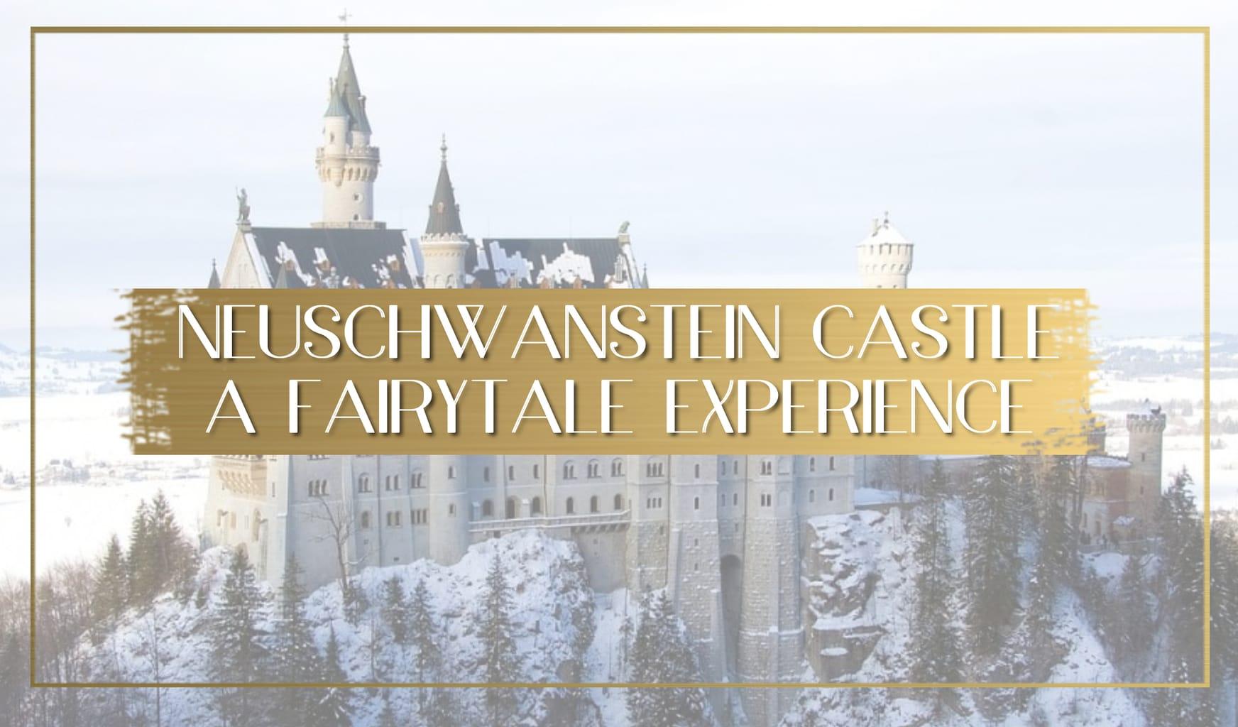 Neuschwanstein Castle main