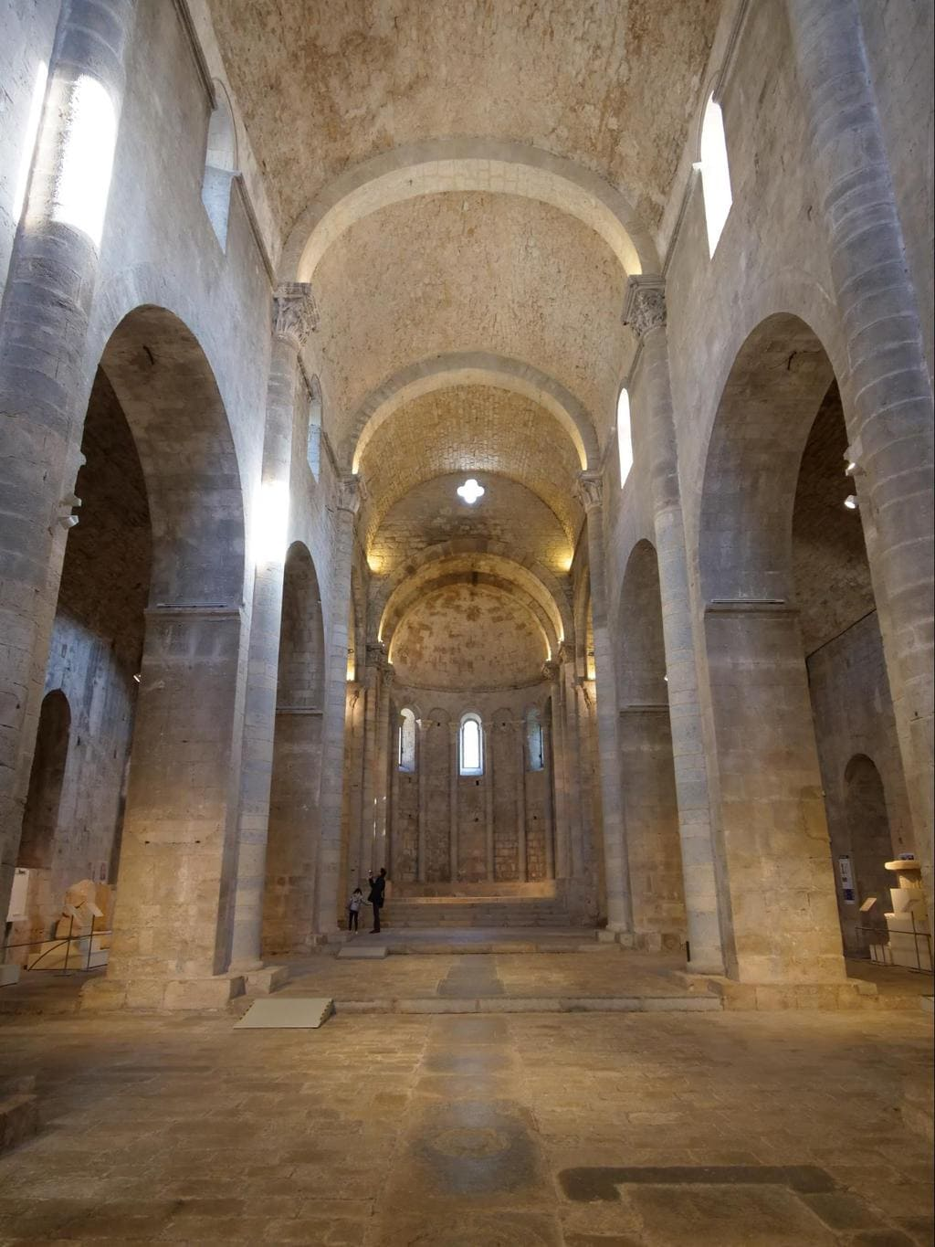 Sant Pere de Galligants monastery church