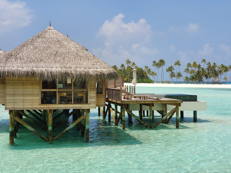 Gili Lankanfushi Suite Villa with pool