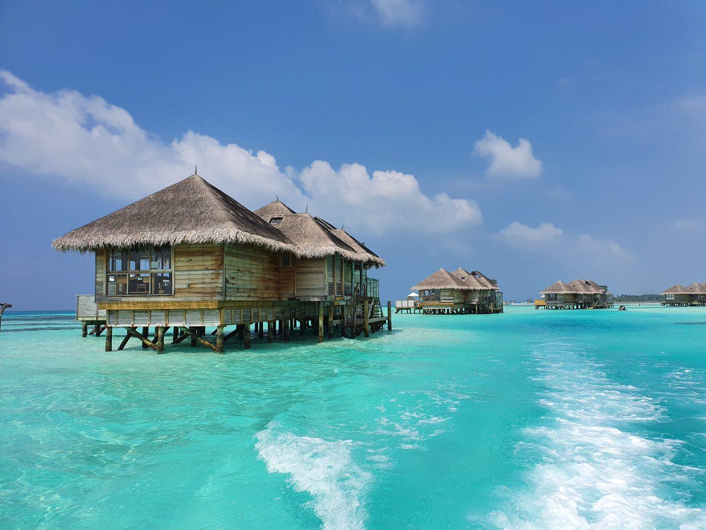 Gili Lankanfushi overwater villas