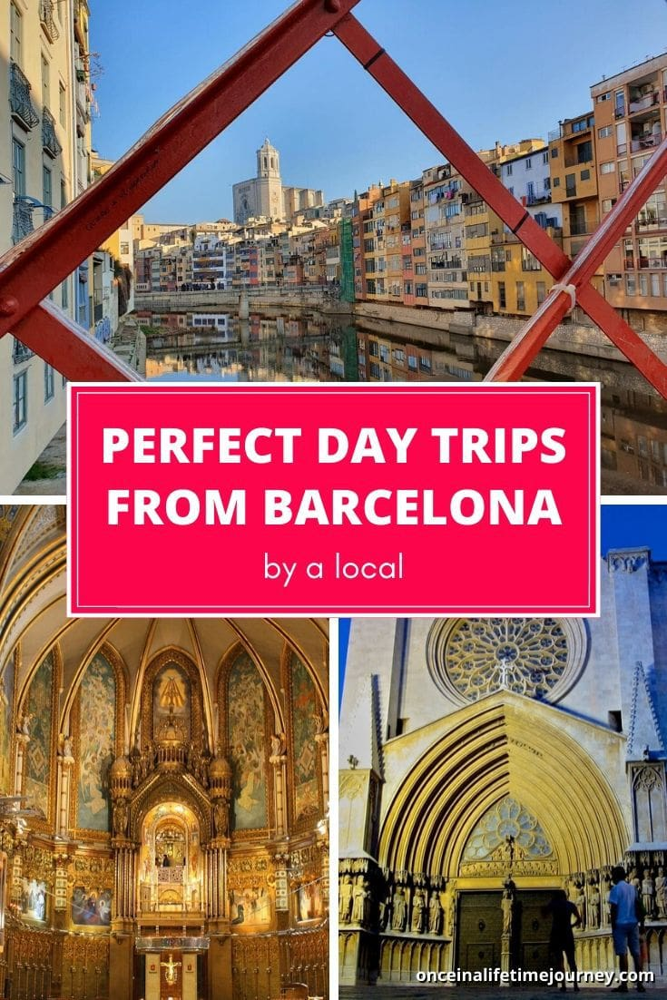 Amazing Day Trips from Barcelona by a local
