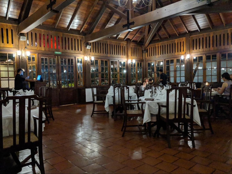 Brunton Boatyard fine dining