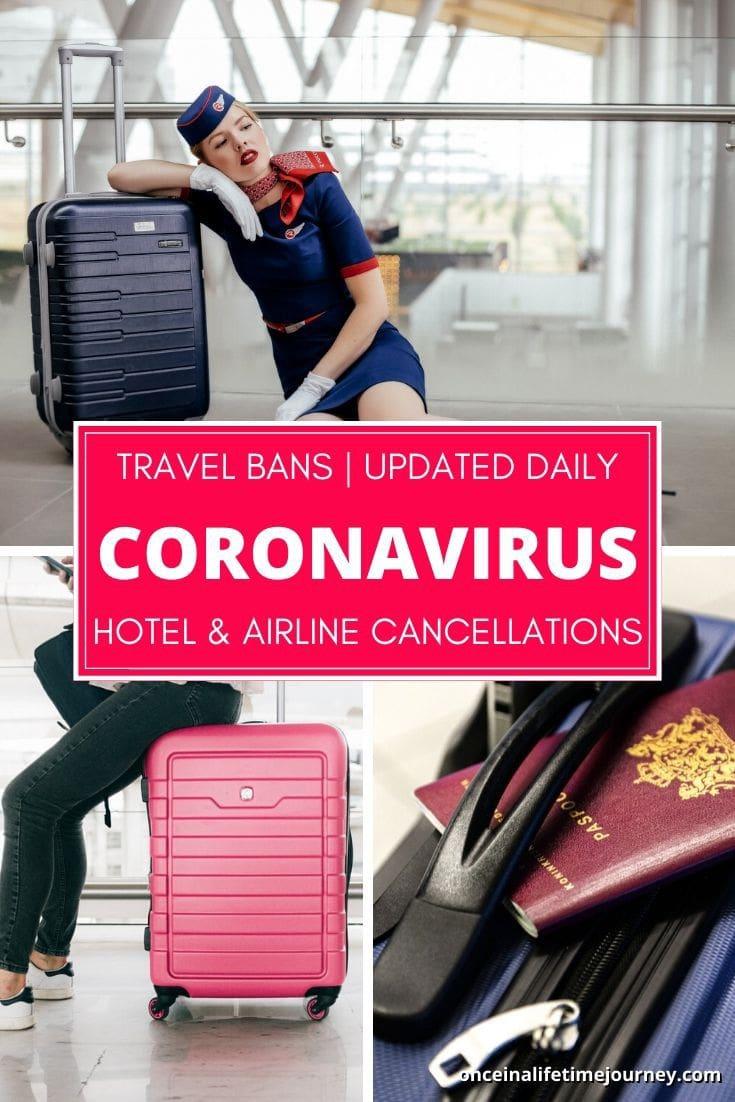 Coronavirus travel bans 01