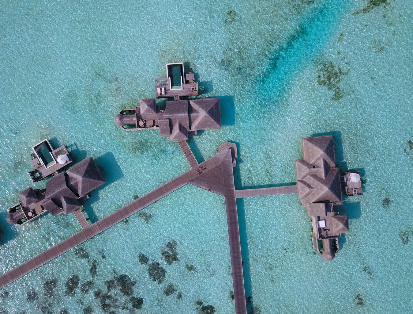Gili Lankanfushi Residence Villas