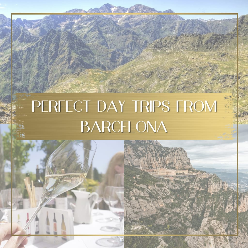 Day trips from Barcelona feature