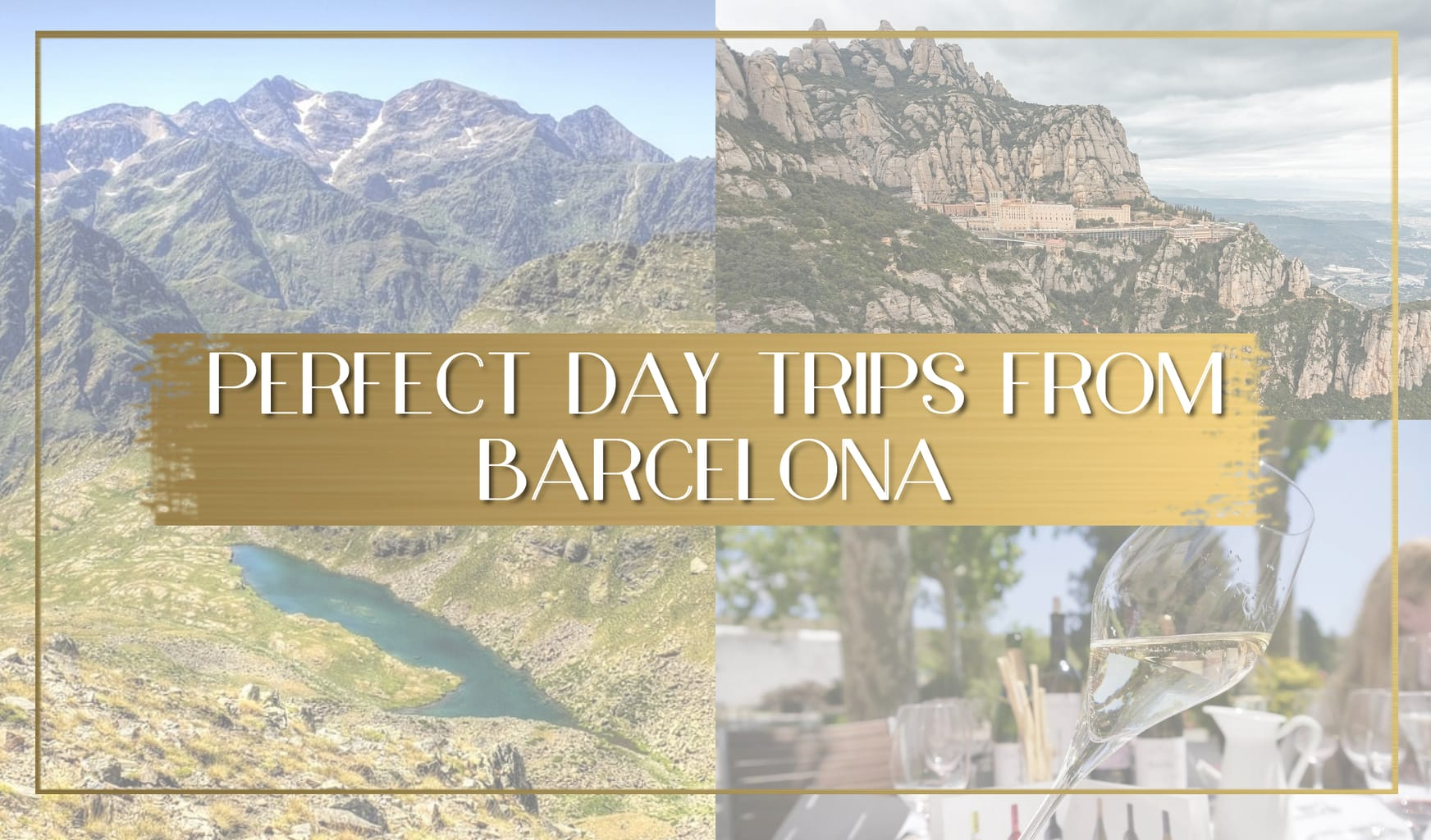 Day trips from Barcelona main