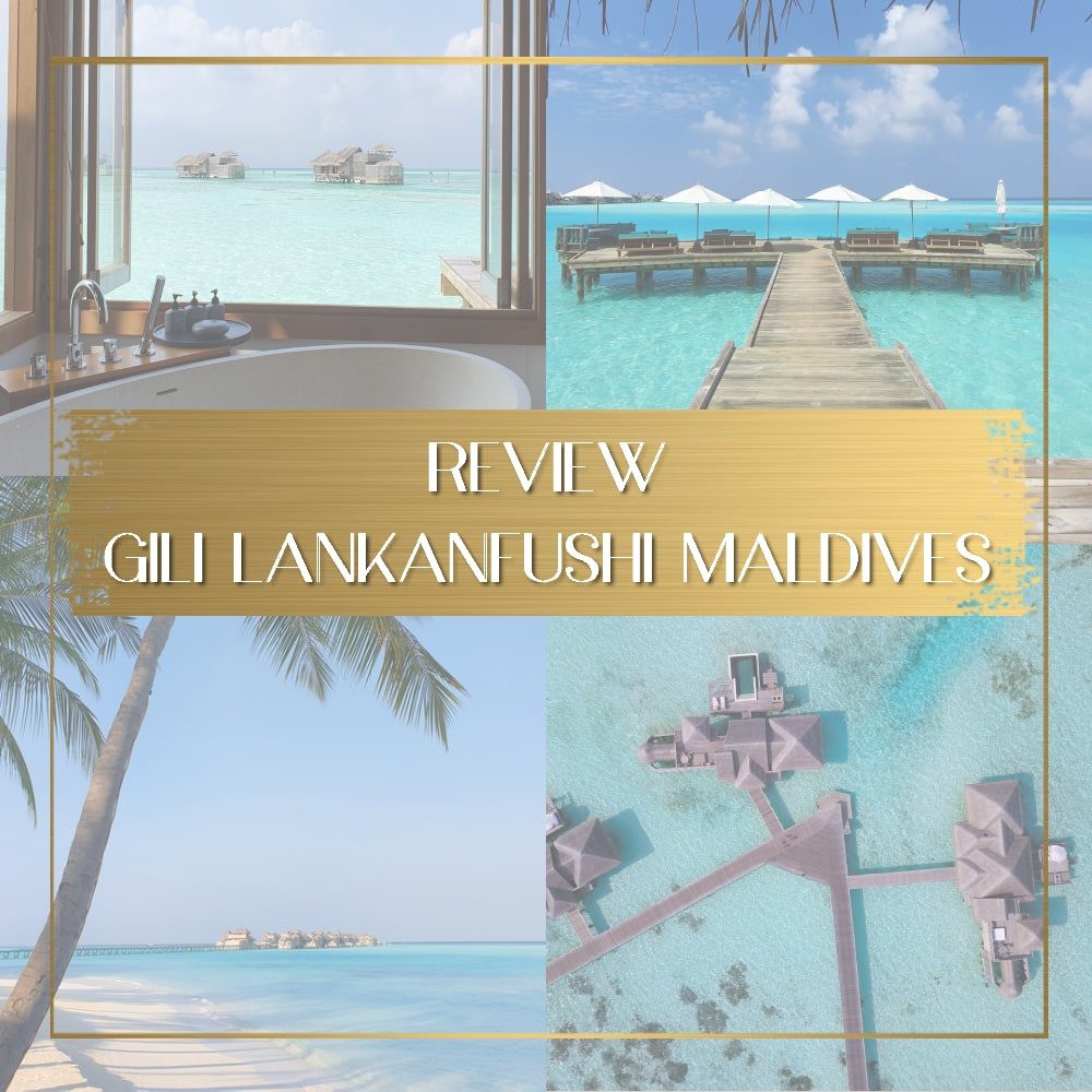 Gili Lankanfushi Maldives review feature