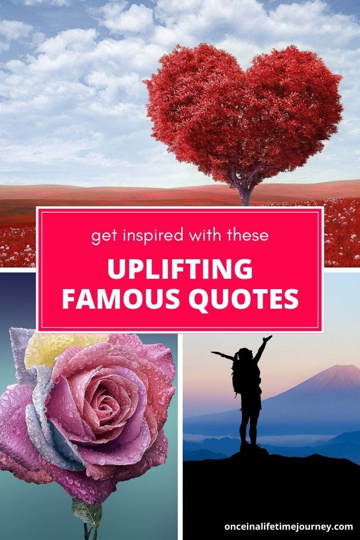 Inspiring Famous Quotes for Pinterest