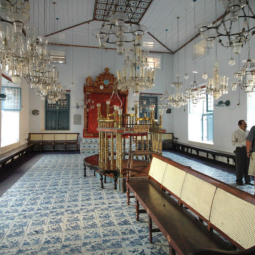 Paradesi Synagogue. Source