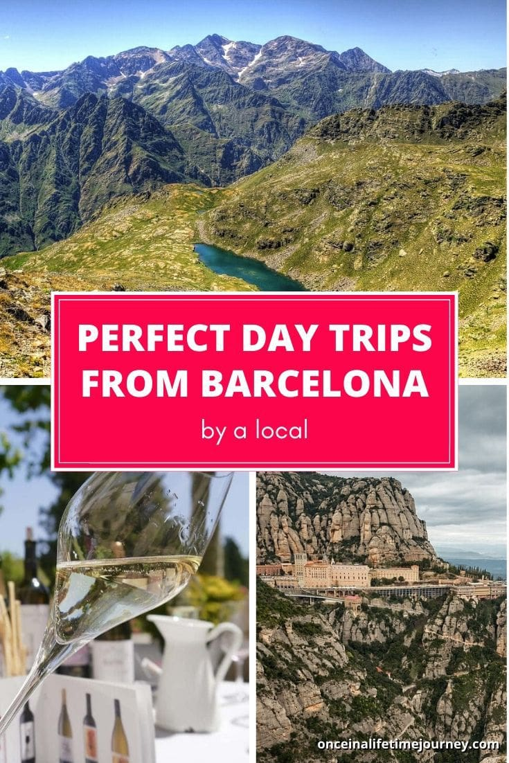 Perfect Day Trips from Barcelona by a local