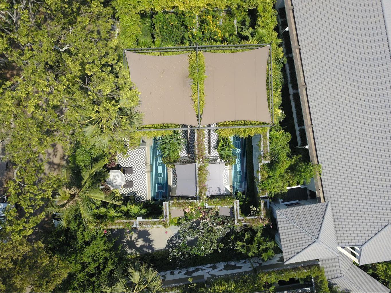Private pool villa and Premium private pool villa at Bensley Collection Shinta Mani Siem Reap