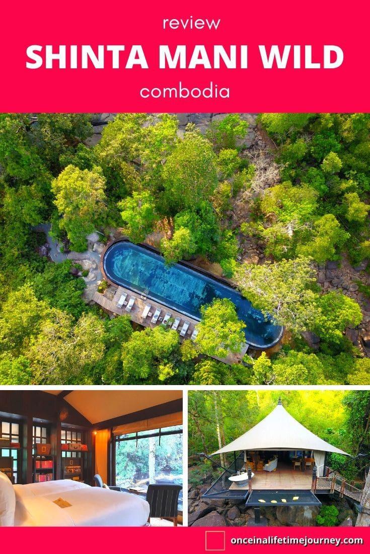Review of Shinta Mani Wild Cambodia Pin 02