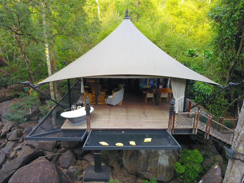 Tent no14 at Shinta Mani Wild