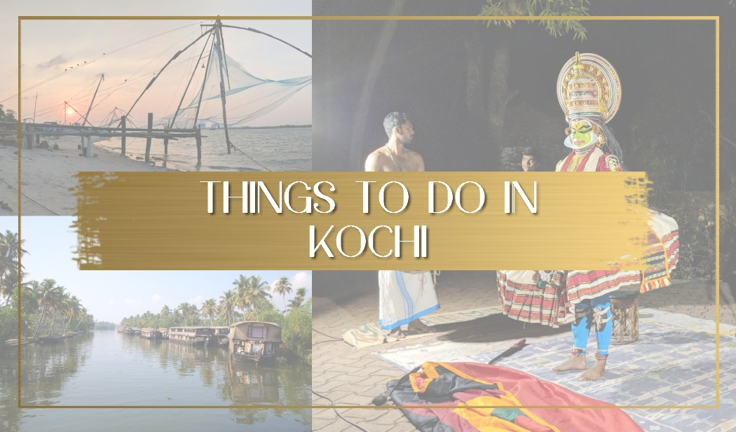Things to do in Kochi main