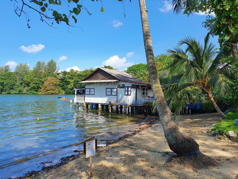 Pulau Ubin heritage home