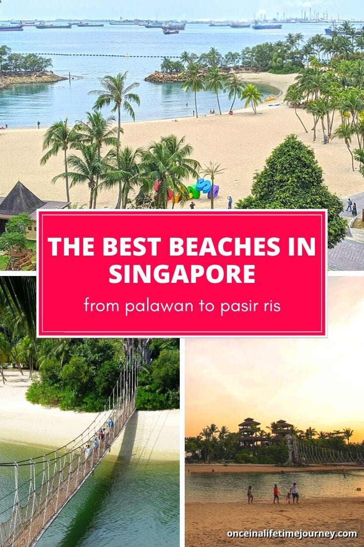 All The Best Beaches in Singapore