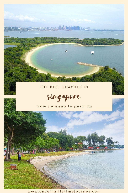 Beautiful Beaches in Singapore