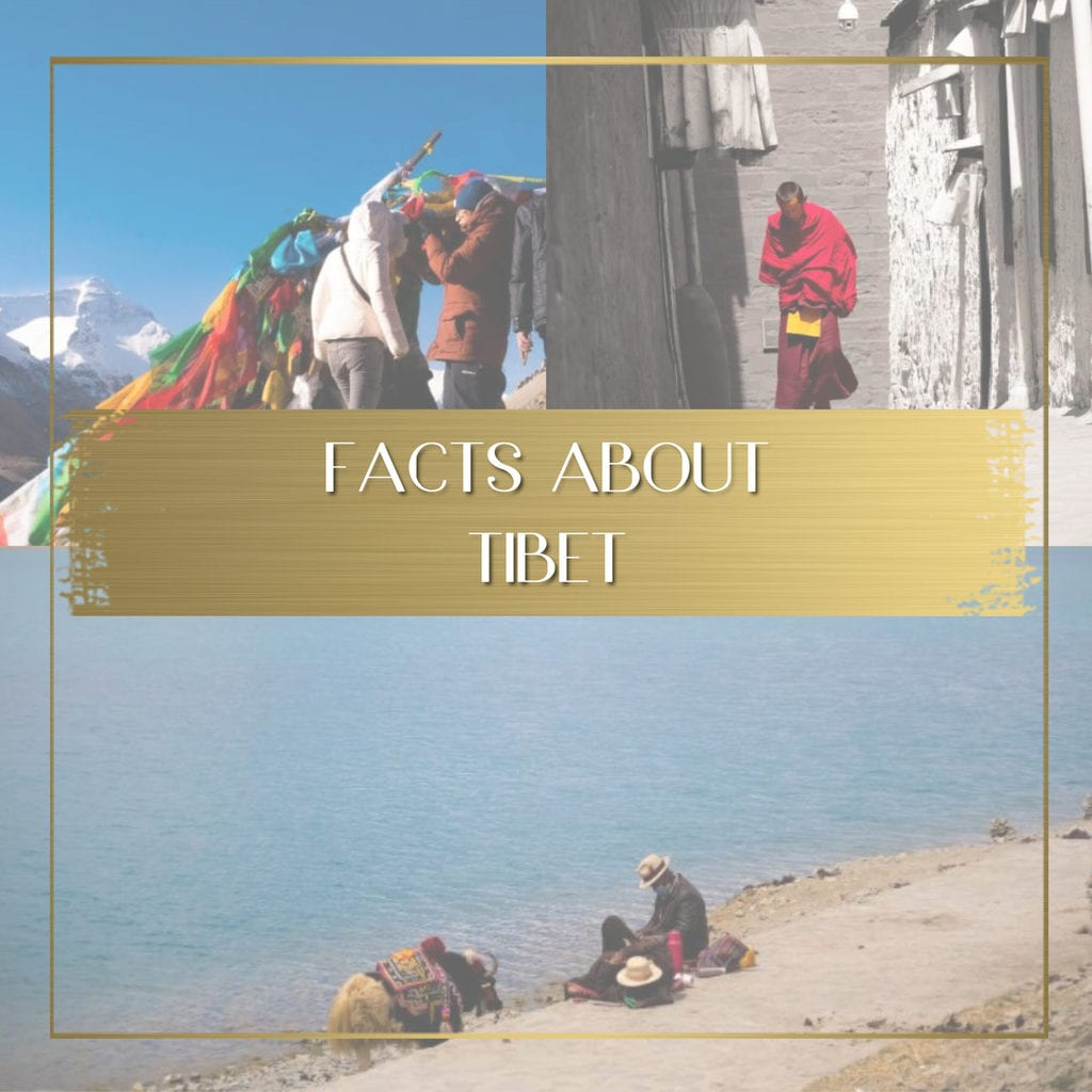 Facts about Tibet feature