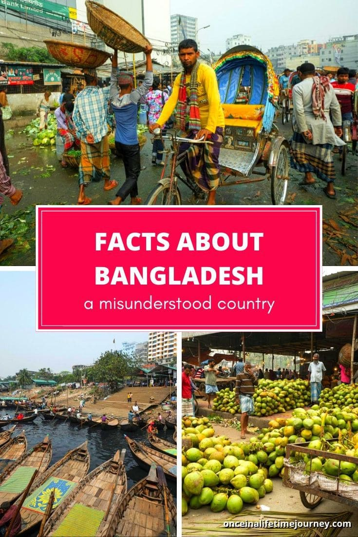 Interesting Facts about Bangladesh