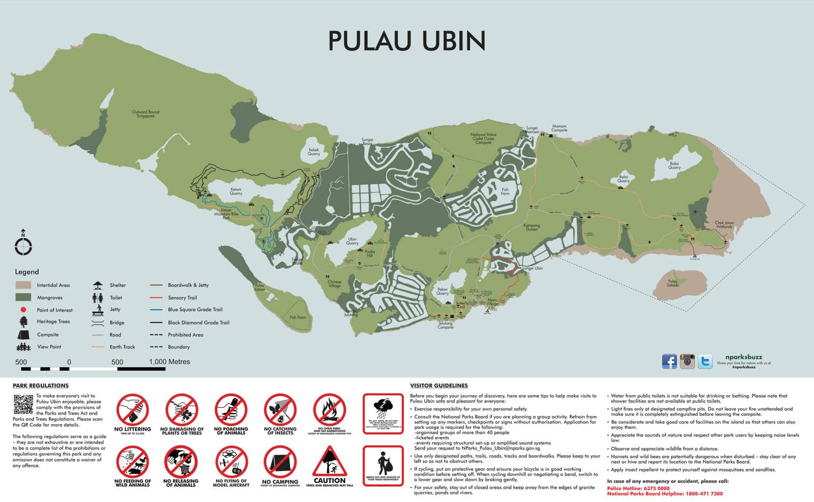 What To Do In Pulau Ubin Singapore S Favourite Island
