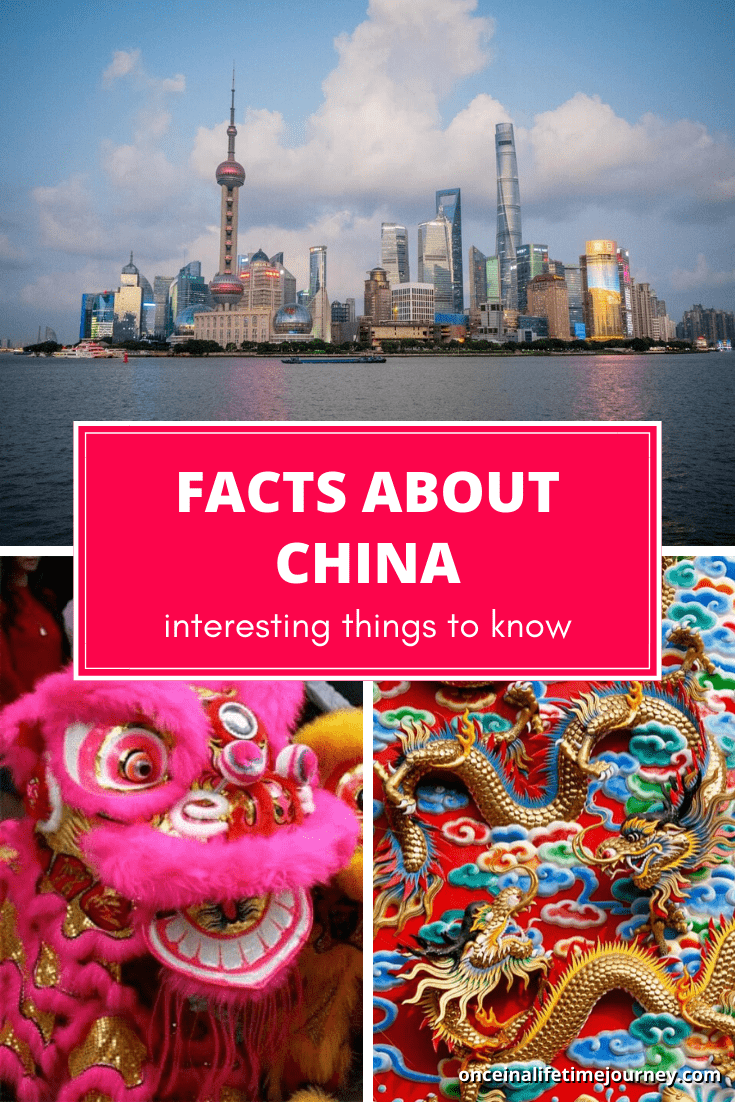The Best Facts about China
