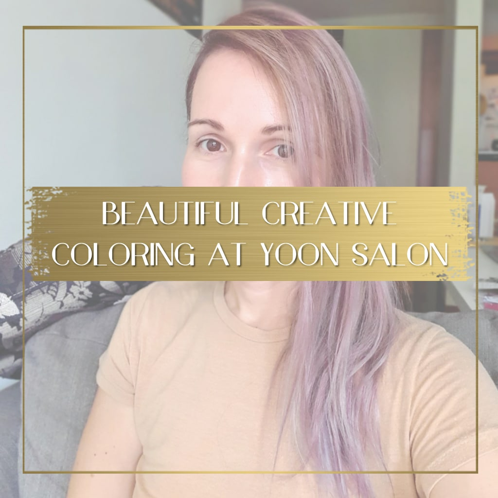 Beautiful Creative Coloring at Yoon Salon feature