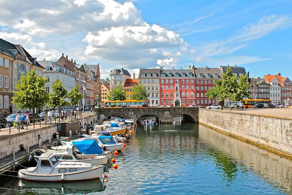 Copenhagen canals