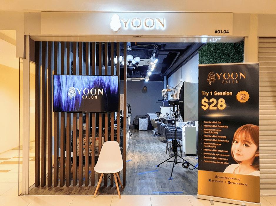 Yoon Salon Interior