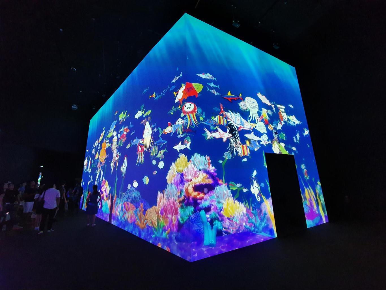 ArtScience Museum ArtLab