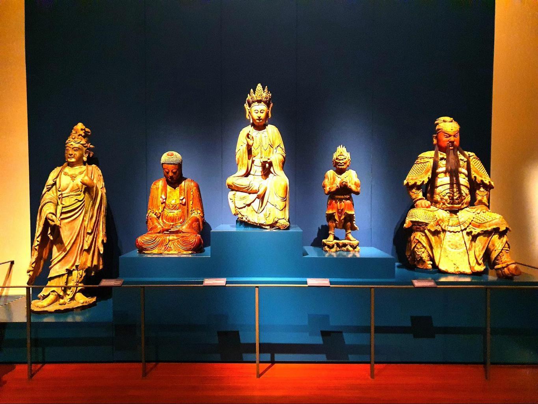 Asian Civilisations Museum exhibition