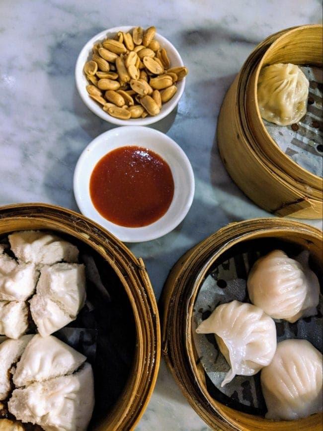 Dim Sum at Yum Cha