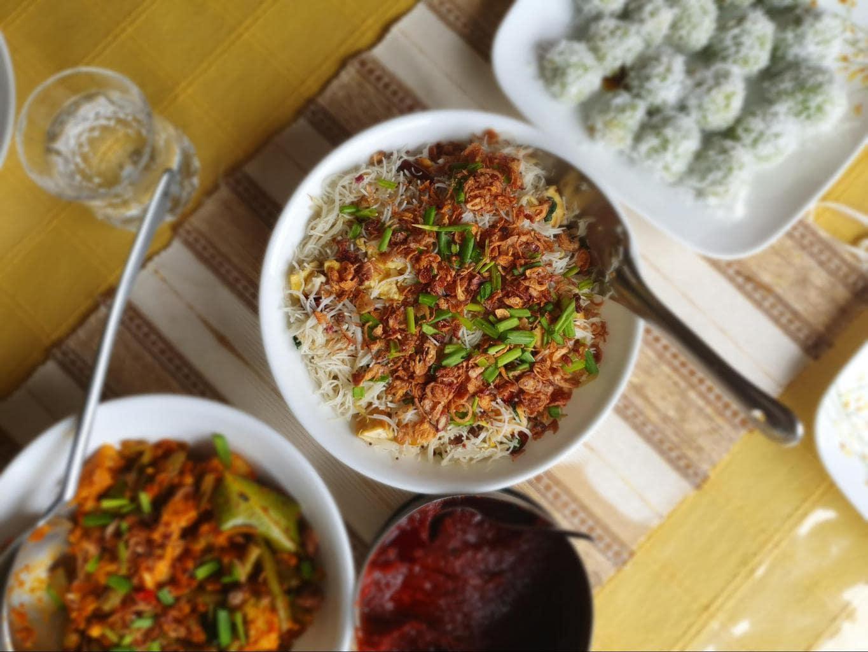 Indian Muslim food