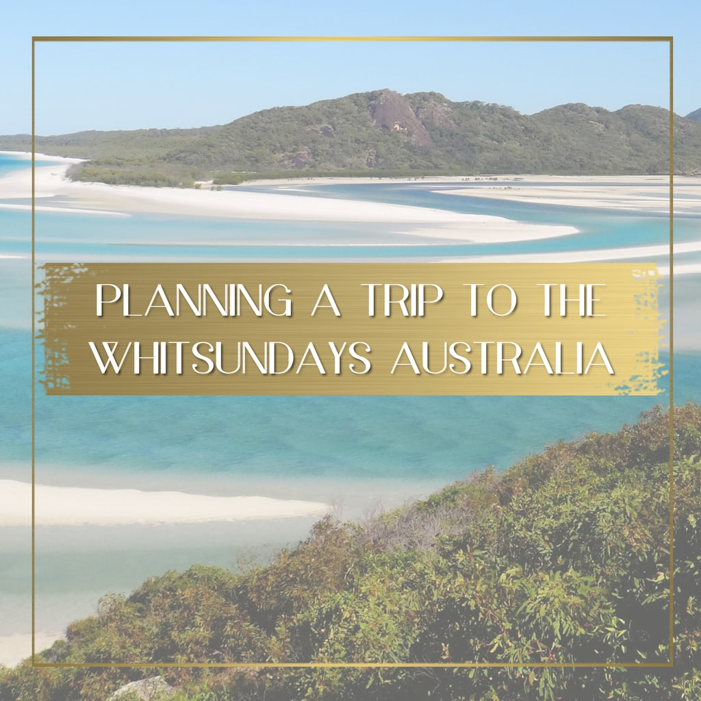 Planning a trip to the Whitsundays Australia feature