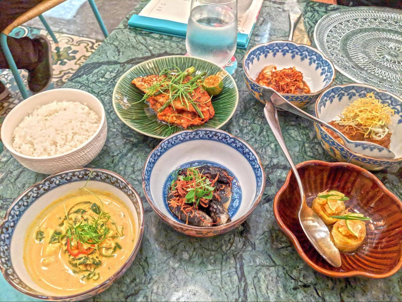 Redefined Peranakan food at Candlenut Restaurant